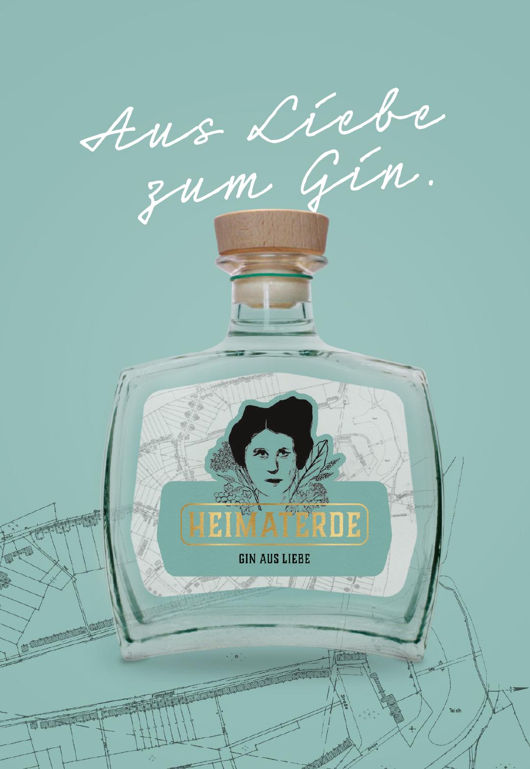 Heimaterde – Gin aus Liebe